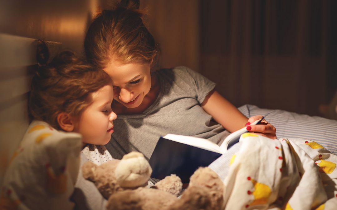 8 dicas: ler para adormecer