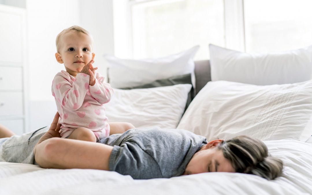 Pais: seis anos a dormir menos