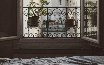 Dormir até nas noites de mais calor