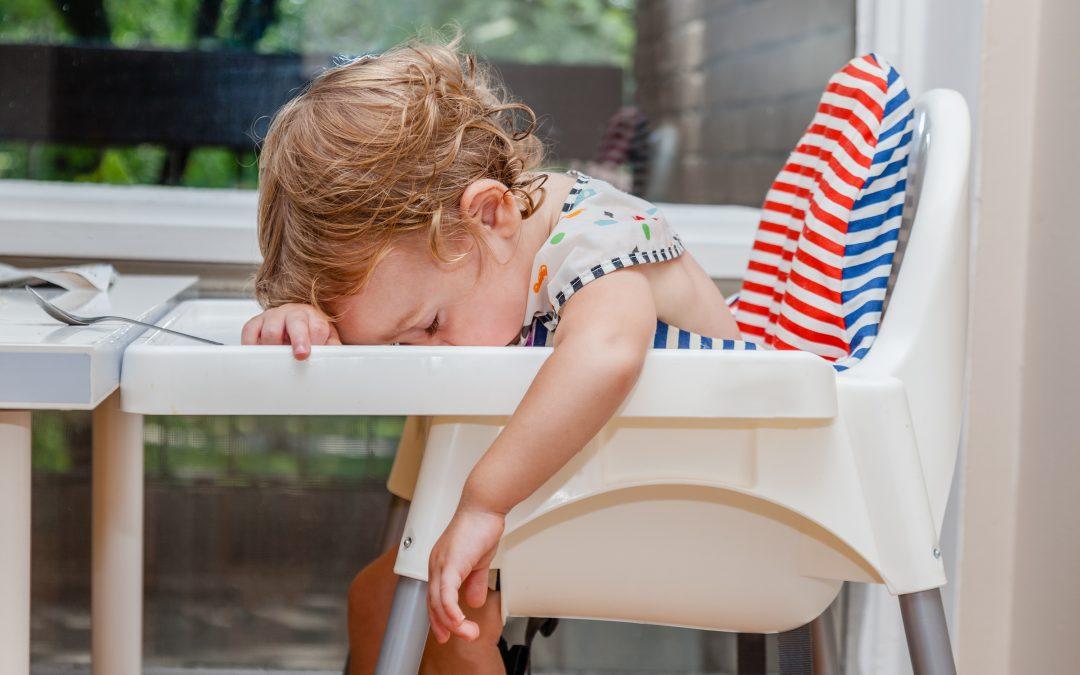 10 regras de ouro para o sono das crianças