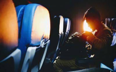 Como dormir (melhor) no avião?