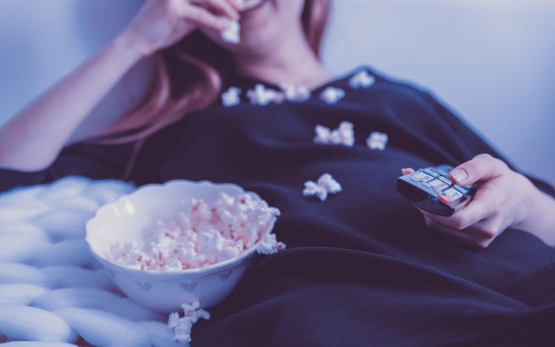 É assim tão mau ver televisão antes de ir para a cama?
