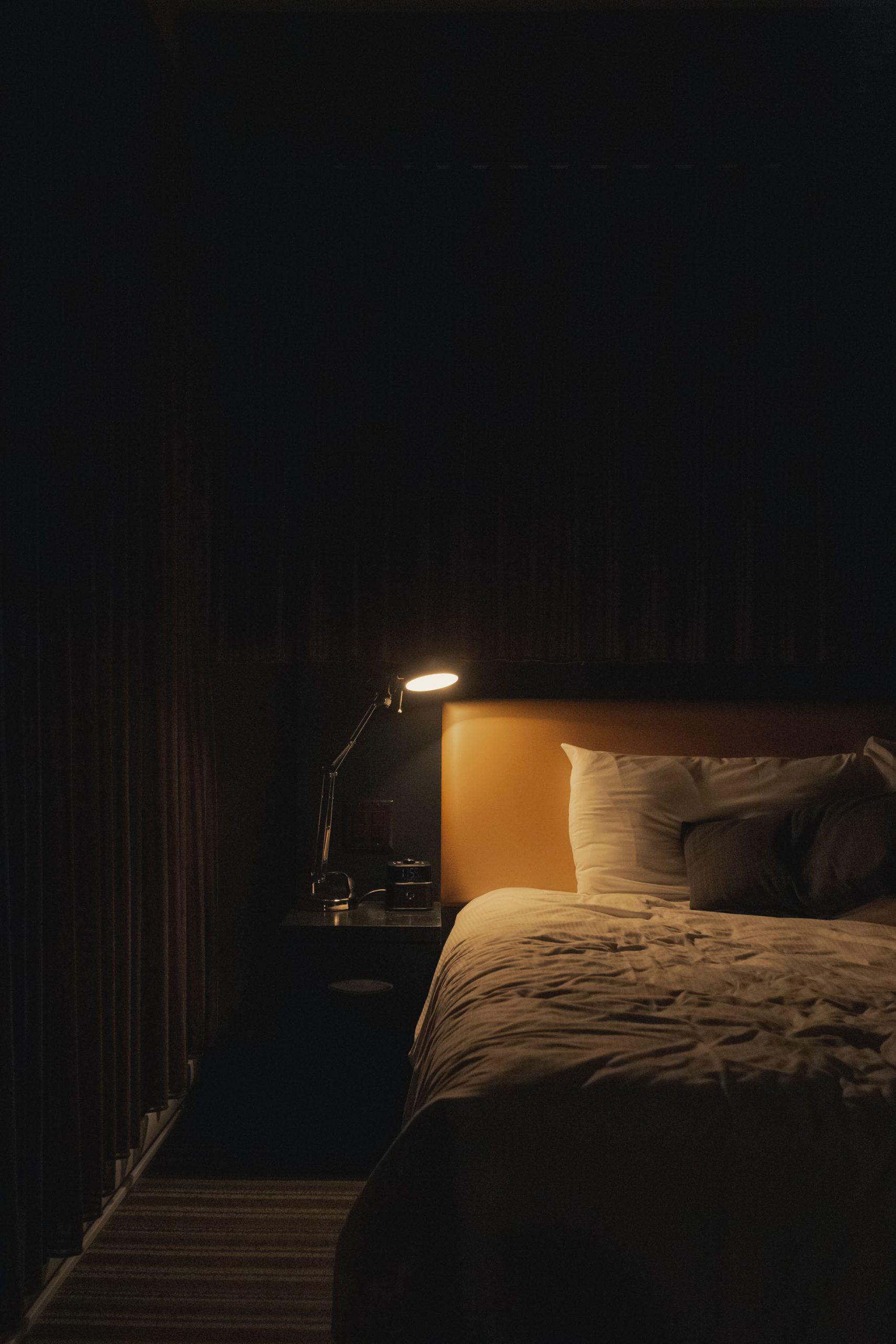 Como adormecer mais cedo?