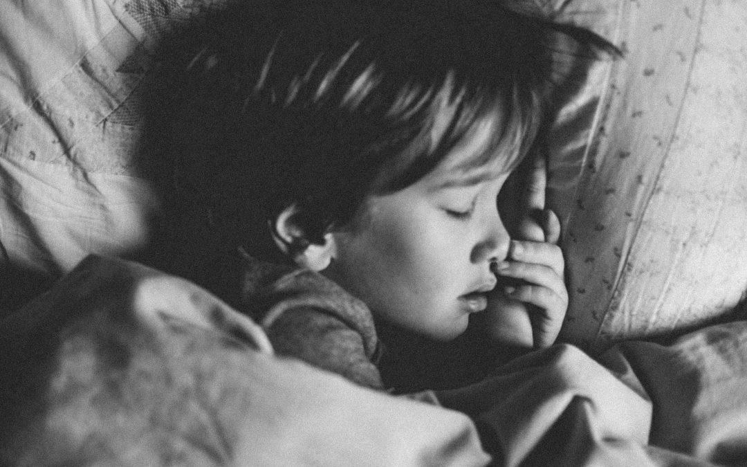Dia de escola e tudo ainda na cama!