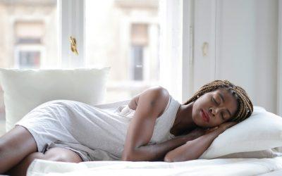 Comportamentos bons para o sono
