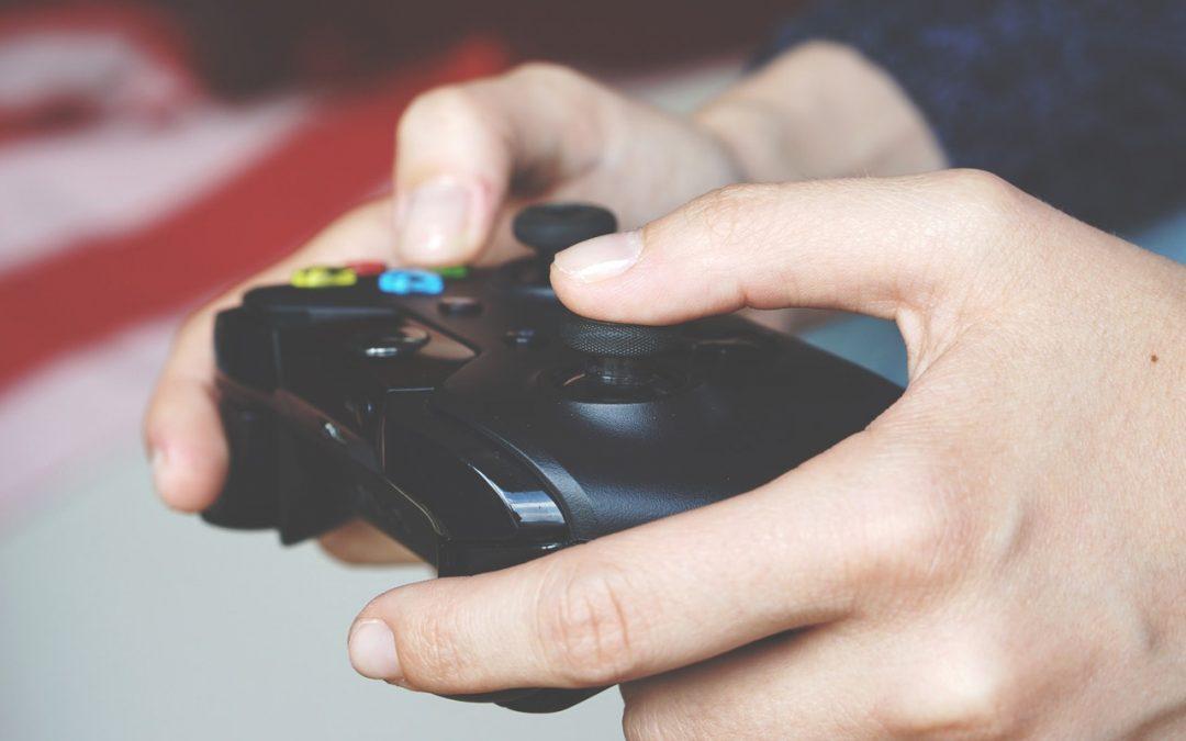 O sono dos videogamers