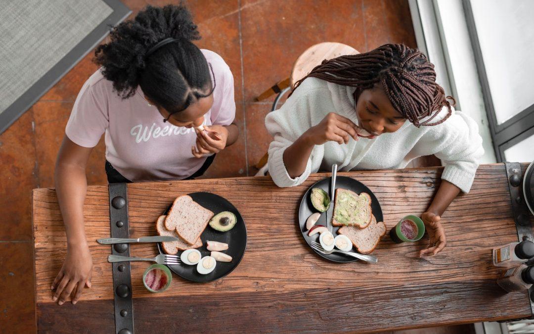 Escolhas alimentares têm mais peso no sono das mulheres
