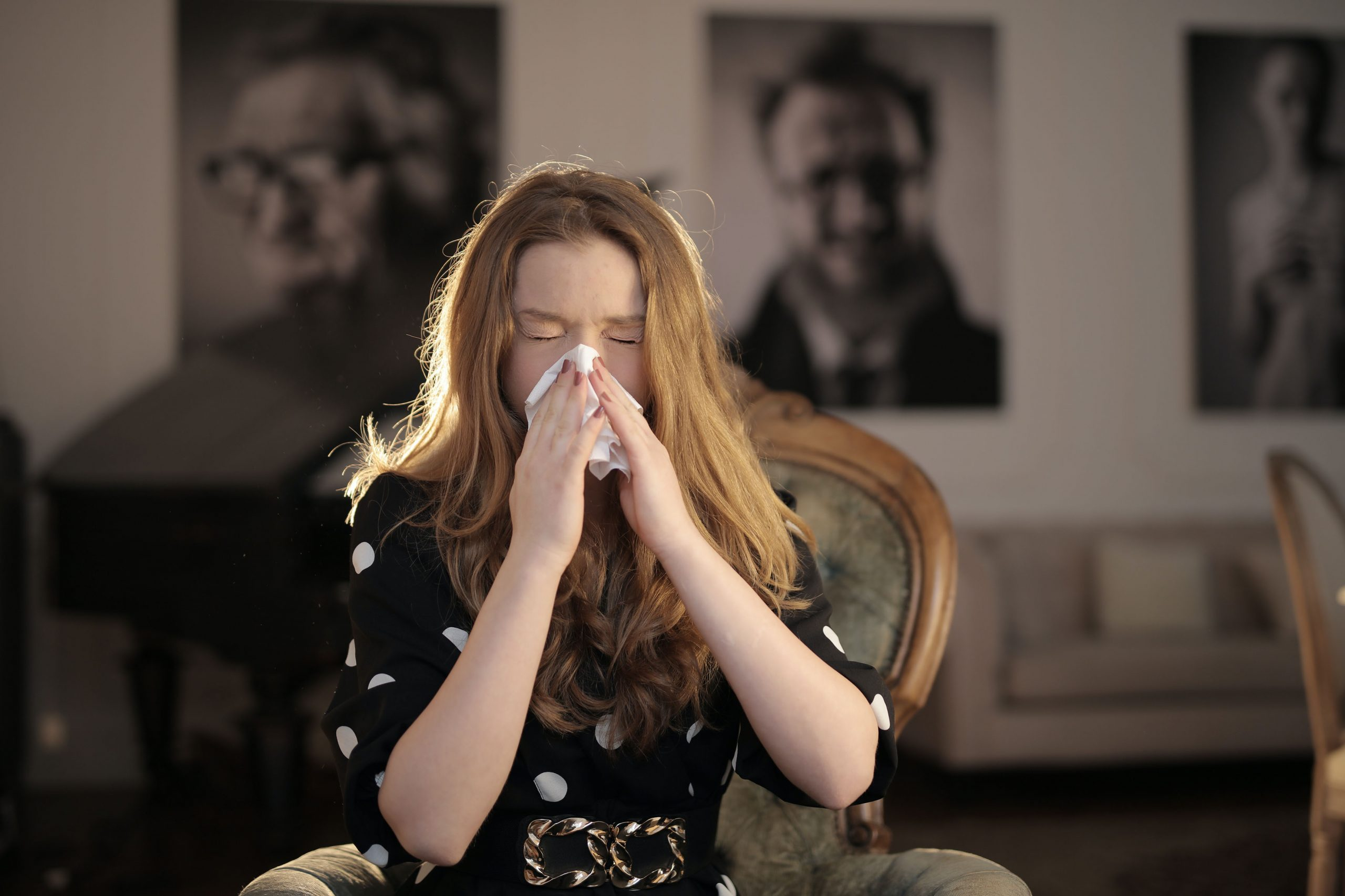 Alergias podem afetar o sono