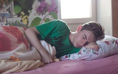 Os adolescentes estão a dormir o suficiente?