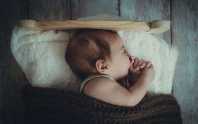 Rotinas adequadas de sono promovem desenvolvimento do bebé