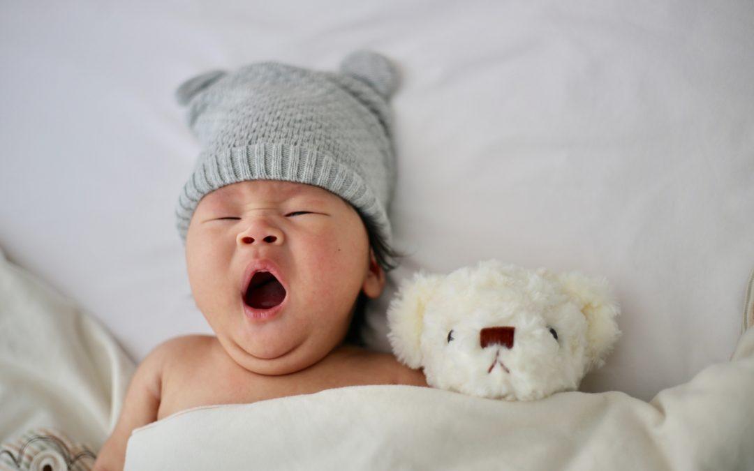 Como dormem as crianças?