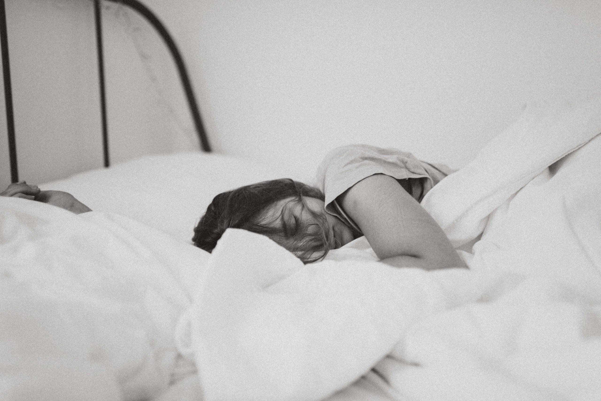 Porque é que babamos durante o sono?