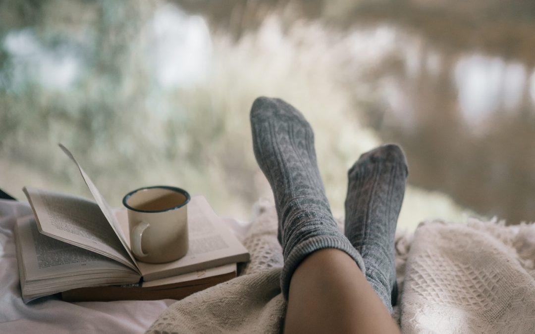 Dormir de meias, porquê?
