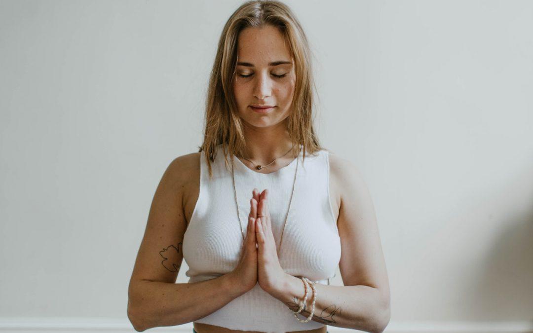 A meditação dá-lhe sono?